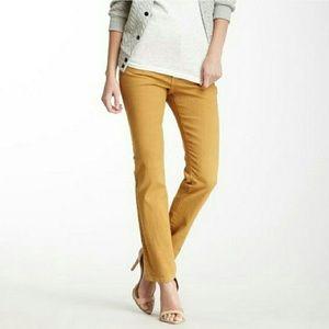 CAbi Khaki Skinny Jeans Size 2